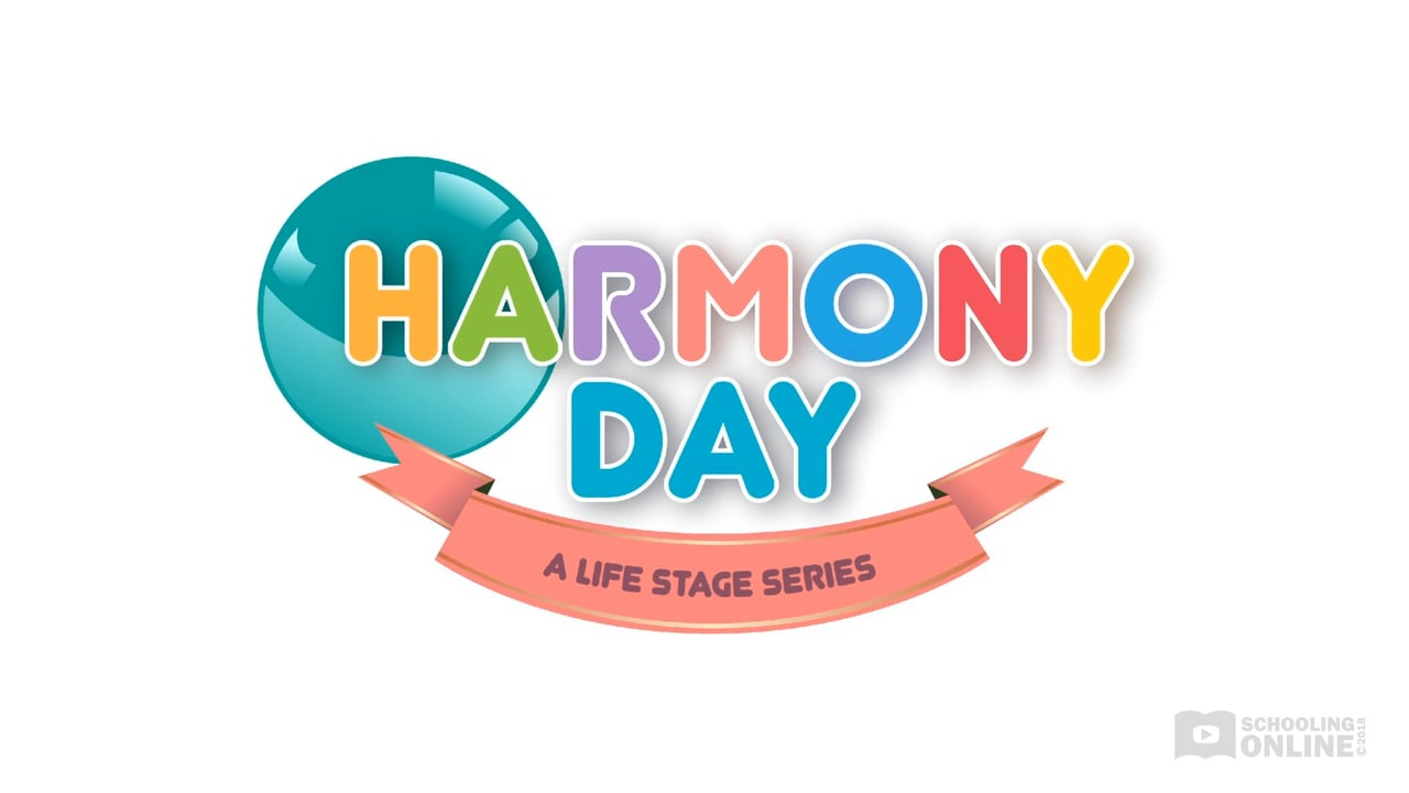 Harmony Day - The Life Stage Series