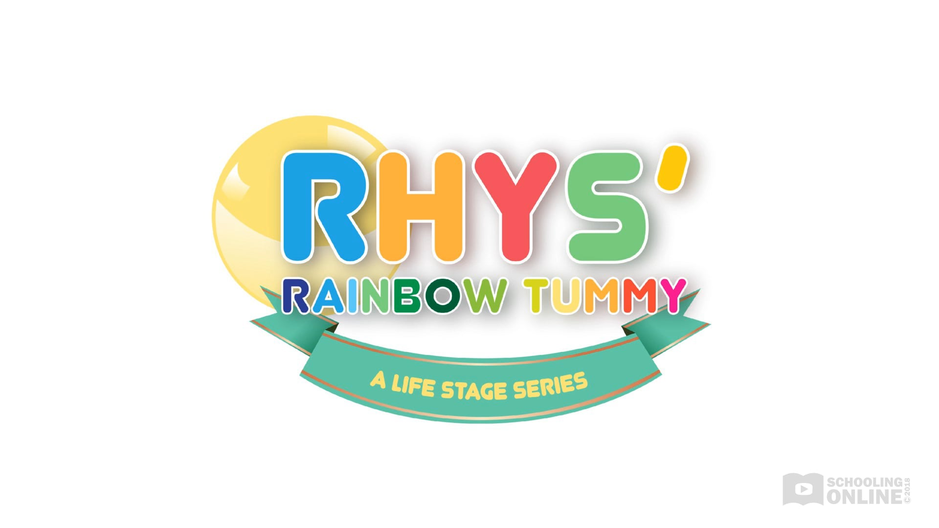 Rhy's Rainbow Tummy - The Life Stage Series