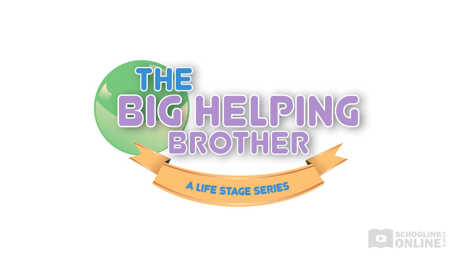 The Big Helping Brother - The Life Stage Series