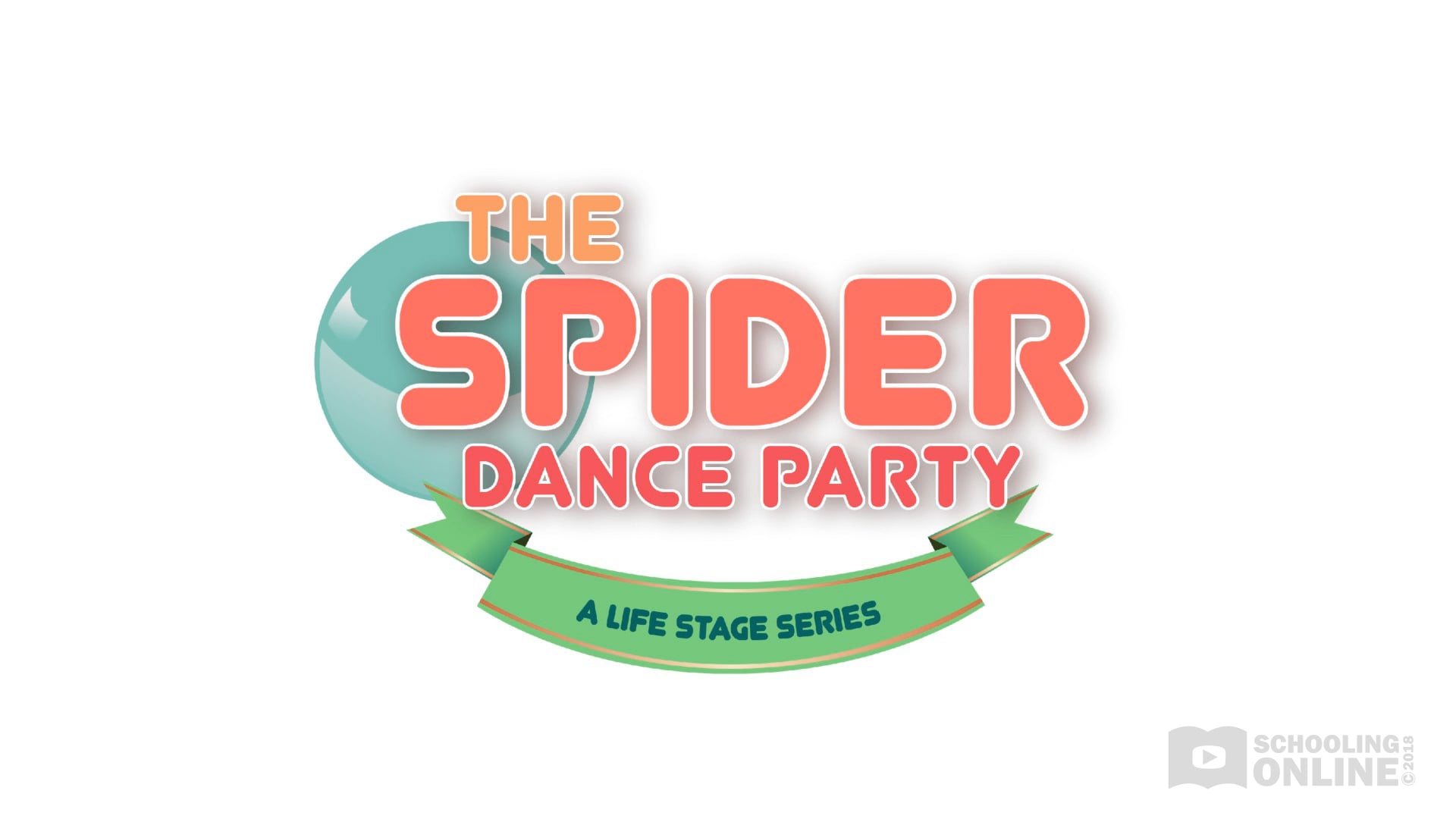 The Spider Dance Party - The Life Stage Series