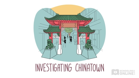 Community and Remembrance 3 - Investigating Chinatown