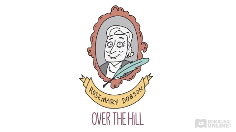 Over The Hill - Rosemary Dobson - Perfecting Poetry