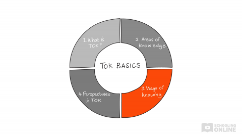 Tackling TOK - Basics - Ways of Knowing Lesson 1