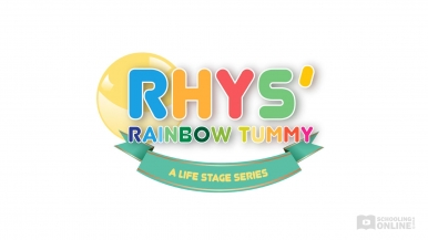 Rhys' Rainbow Tummy - The Life Stage Series